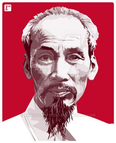 How Were Gandhi and Ho Chi Minh Different in Their Fight